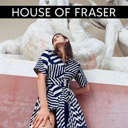 House of Fraser catalogue ( 15 days left )