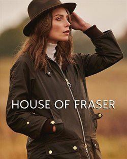 House of Fraser catalogue in London ( 11 days left )