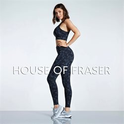House of Fraser catalogue ( 9 days left )