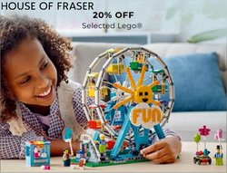House of Fraser offers in the House of Fraser catalogue ( 10 days left)