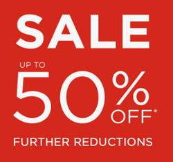 Sales offers in the House of Fraser catalogue in London