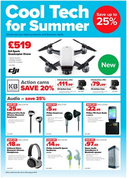 Electricals offers in the Maplin catalogue in Hammersmith