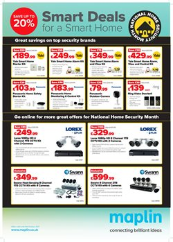 Maplin offers in the York catalogue