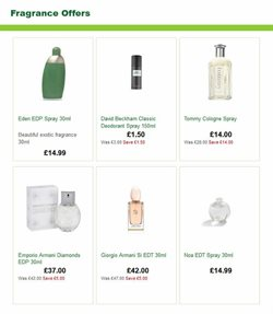 Perfumery offers in the Lloyds Pharmacy catalogue in London