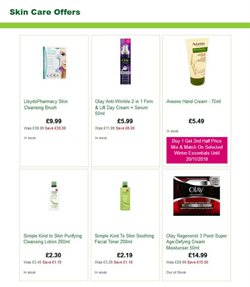 Gel offers in the Lloyds Pharmacy catalogue in London