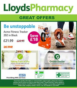 Pharmacy, Perfume & Beauty offers in the Lloyds Pharmacy catalogue in Reading