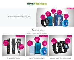 Pharmacy, Perfume & Beauty offers in the Lloyds Pharmacy catalogue ( 2 days left)