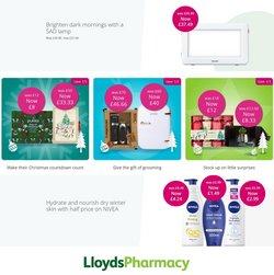 Lloyds Pharmacy offers in the Lloyds Pharmacy catalogue ( Expires tomorrow)