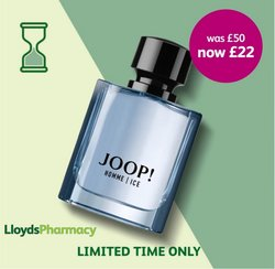 Lloyds Pharmacy offers in the Lloyds Pharmacy catalogue ( 3 days left)