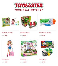Toymaster catalogue ( Expires today)
