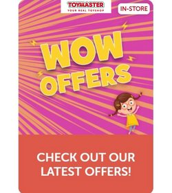 Toys & Babies offers in the Toymaster catalogue ( 24 days left)