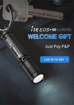 Clothes, Shoes & Accessories offers in the Olight catalogue ( 1 day ago)