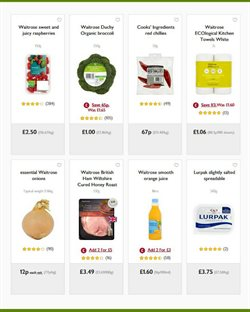 Honey offers in the Waitrose catalogue in York