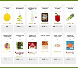 Potatoes offers in the Waitrose catalogue in London
