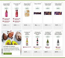 New offers in the Waitrose catalogue in London