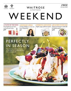 Waitrose catalogue in Liverpool ( 3 days left )