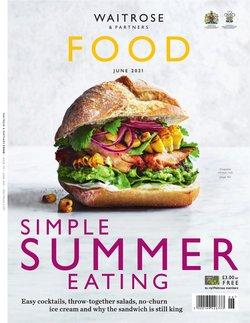 Waitrose offers in the Waitrose catalogue ( 8 days left)