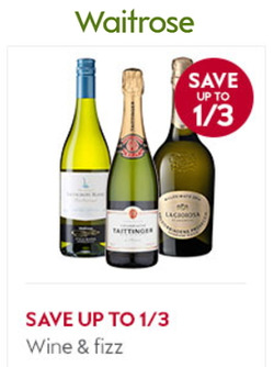 Waitrose offers in the London catalogue