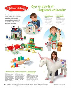 Games offers in the Early Learning Centre catalogue in London