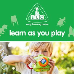 Toys & babies offers in the Early Learning Centre catalogue in London