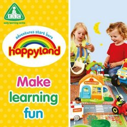 Early Learning Centre offers in the London catalogue