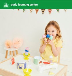 Early Learning Centre offers in the Early Learning Centre catalogue ( 16 days left)