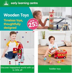 Toys & Babies offers in the Early Learning Centre catalogue ( 3 days left)