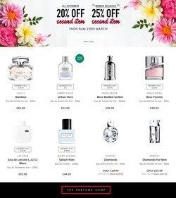 The Perfume Shop catalogue ( Expired )
