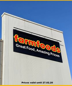 Farmfoods catalogue ( 3 days left )
