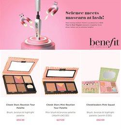 Benefit Cosmetics catalogue ( 3 days left )