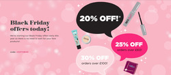 Benefit Cosmetics coupon in Solihull ( 5 days left )