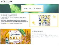 Pharmacy, Perfume & Beauty offers in the L'Occitane catalogue ( Expires today)