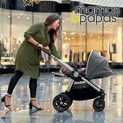 Toys & babies offers in the Mamas & Papas catalogue in Aberdeen
