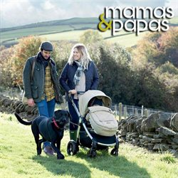 Toys & babies offers in the Mamas & Papas catalogue in Basingstoke
