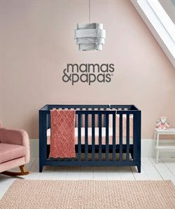 Mamas & Papas catalogue ( More than a month )