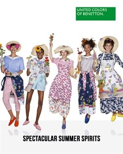 United Colors Of Benetton offers in the London catalogue
