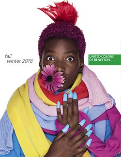 United Colors Of Benetton offers in the Enfield catalogue