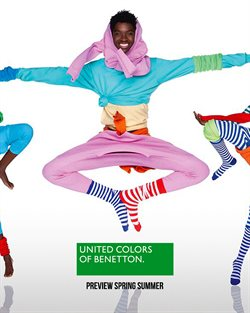 United Colors Of Benetton offers in the Leicester catalogue