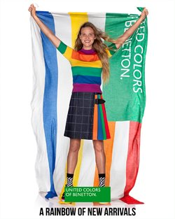United Colors Of Benetton catalogue in Birmingham ( 18 days left )