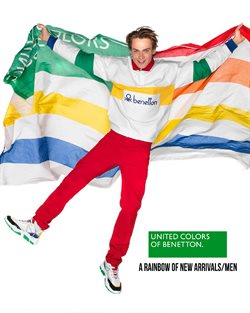 United Colors Of Benetton catalogue in Birmingham ( 20 days left )