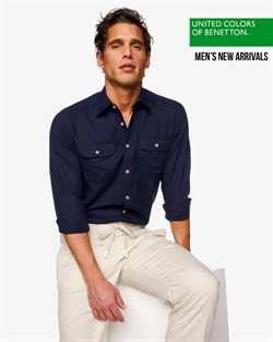United Colors Of Benetton catalogue ( Expires today )