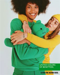 United Colors Of Benetton catalogue in London ( 21 days left )