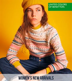 United Colors Of Benetton catalogue in Leeds ( 20 days left )