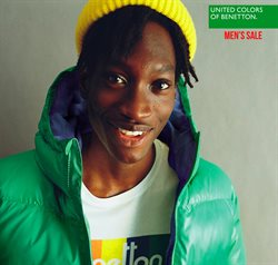 United Colors Of Benetton catalogue in Leeds ( More than a month )