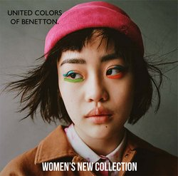 United Colors Of Benetton offers in the United Colors Of Benetton catalogue ( More than a month)