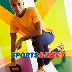 Sport offers in the Sports Direct catalogue in Liverpool