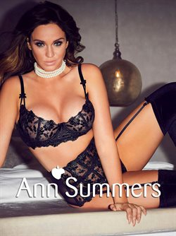 Ann Summers offers in the London catalogue