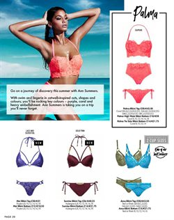 Bikini offers in the Ann Summers catalogue in Middlesbrough