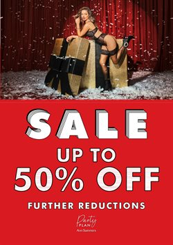 Clothes, Shoes & Accessories offers in the Ann Summers catalogue in Cannock ( 11 days left )