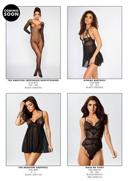 Offers of Lingerie in Ann Summers